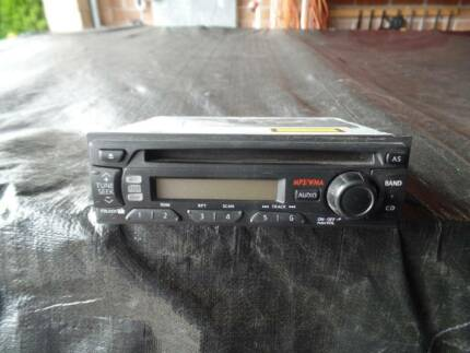 Nissan narava radio/cd/mp3 player Wallsend Newcastle Area Preview