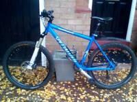 Specialized Rockhopper Mountain bike - shimano slx xt