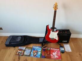 Electric guitar pack