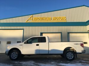 2013 Ford F-150 XLT // 8ft Long Box