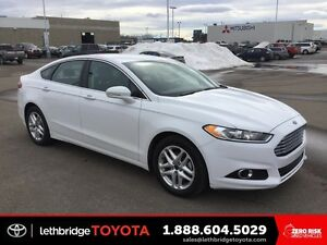 Certified 2014 Ford Fusion SE Turbo - HEATED LEATHER! BLUETOOTH!