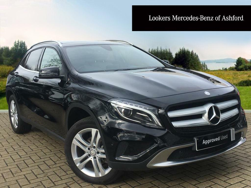 mercedes benz gla class gla 200 d sport premium plus black 2016 06 22 in ashford kent gumtree. Black Bedroom Furniture Sets. Home Design Ideas