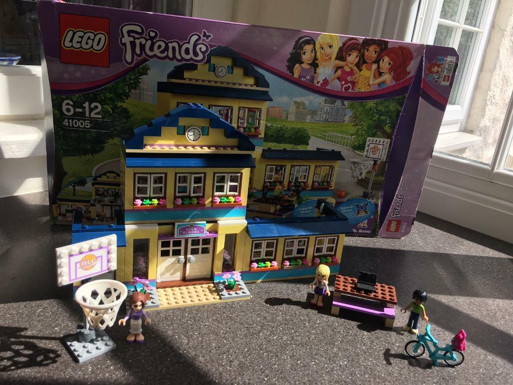 Lego Friends Heartlake High In Selby North Yorkshire Gumtree