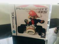 NDS game: Mart Kart boxed