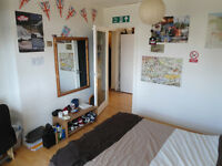 Double room bright and very nice kennington elephant and castle waterloo