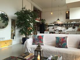 Awesome Dalston Warehouse Apartment Available for January