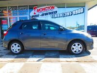 2011 Toyota Matrix Great on Fuel