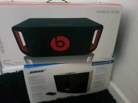 Beat box by dr.dre and bose sound touch 20 wireless for sale
