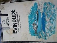 Evinrude service manual 1965 to 75 40 to 135hp