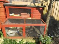 2 hutches for sale