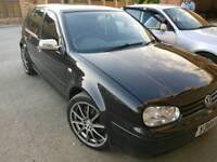 VW GOLF 4 1.9 GT TDI