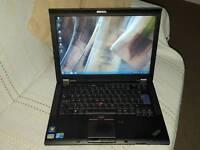 Lenovo thinkpad t410 laptop. Core i5