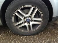 ford focus cmax/transit connect alloy wheels