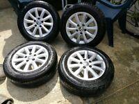 "Vw 15"" wheels"