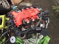 2.5 msd v6 engine