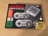 SNES Mini Classic NEW BOXED