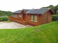 Holiday Lodge in South Devon 40' x 20' Cosalt Elite