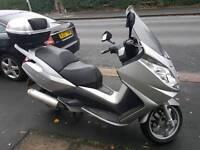 Peugeot Satelis 125cc Maxi scooter
