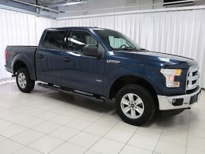 2016 Ford F-150 XLT 4x4 4DR 6PASS