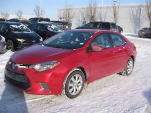 2016 Toyota Corolla LE / Bluetooth / HTD Seats / *Priced TO Sell