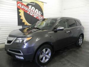 2012 Acura MDX Technology Package SH-AWD, 7 places, GPS