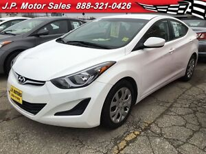 2014 Hyundai Elantra GL, Automatic, Heated Seats,