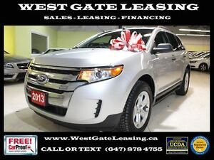 2013 Ford Edge SE FWD | ECOBOOST|