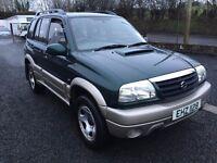 2003 4x4 SUZUKI GRAND VITARA .2.0 TD ,,,PRICE;£ 1999 OVNO PX/EXCH