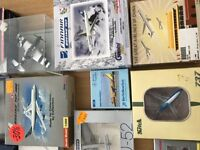 HUNDREDS OF MODEL AIRPLANES - NEW & MINT CONDITION