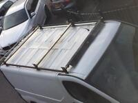 Vauxhall vivaro swb roof rack