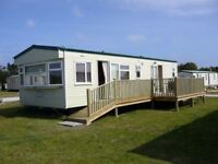 Static Caravan to rent near Padstow, Cornwall. July & August 2018