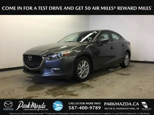 2018 Mazda Mazda3 GS FWD - Bluetooth, Backup Cam, Heated Front S