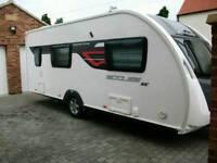 2014 Sterling Eccles Moonstone SE Touring Caravan
