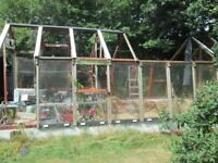 Glass for Sale. Ideal or greenhouse, cold frame, hobby work
