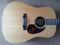 Martin DX1AE Acoustic Guitar Electro Dreadnought Gibson Epiphone Fender Taylor Guild Squier Yamaha