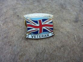 HM armed forces badge brooch pendant key fob?,