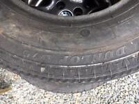 5/50/12 trailer tyres
