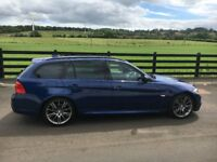 2012 BMW 3 Series 2.0 318d Sport Plus Touring M Sport