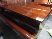 baby grand piano by hyundai 5ft