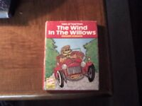 Wind in the Willows audio cassettes..