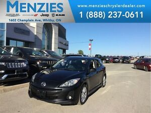 2012 Mazda MAZDA3 GT, Bluetooth, Sunroof, Sirius, Leather