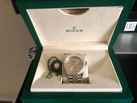 Rolex Datejust 41mm 2018, Diamond Dial,
