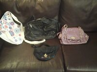 Handbags various prices from... £5 !!!!! IDEAL FOR THAT XMAS NIGHT OUT INTERESTED ?