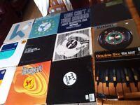 Approx 1200x records vinyl // dj dance , titles, trance, oldskool, Top Titles, tiesto, atb, PvD