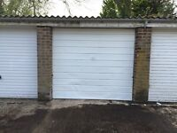 Secure lock up garage to rent near Hempstead Valley shopping centre.