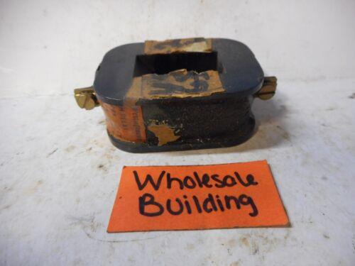 WESTINGHOUSE, COIL/AM RELAY, S-1406910E, 110/120V 50/60HZ