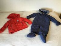 Baby boys clothes 9-12 months (winter)