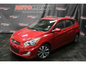2017 Hyundai Accent GLS w/Sunroof!