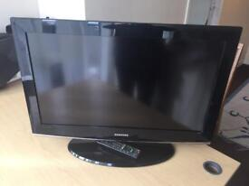 32 inch Samsung hd tv bulit in freeview and HDMI very good condition