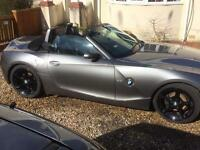 BMW Z4 2003 - full service history - 12 months MOT - well maintained